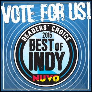 Best of Indy - Vote for Me 2016