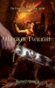 Wings of Twilight New Kindle Cover